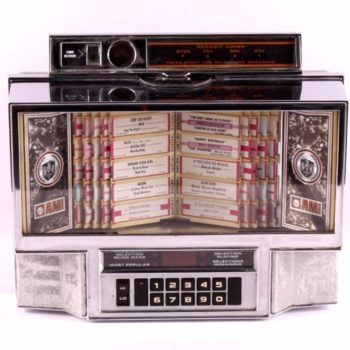AMI Wall Box Jukebox