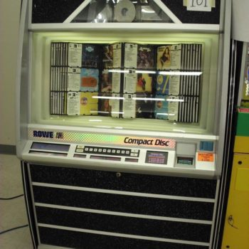 CD Jukebox rental