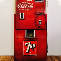 COKE MACHINE RENTAL Brooklyn (FILM, SCENE, PROP HOUSE)