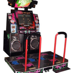 DDR Game Rental NY & CT (Dance Machine Classic)