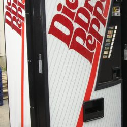 dr pepper prop rental soda machine nyc