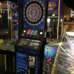 Electronic darts 2 prop rentals NY & CT