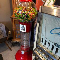 Wizard Bubblegum Machine - NY