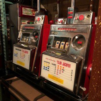 HARRAH'S Slot Machine Prop Rental NY/ Manhattan/ Brooklyn/ MA/ CT