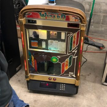 Old Fashion Wizard Classic Jukebox - NY