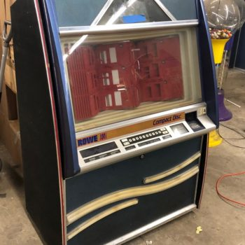 ROWE AMi Compact Disc Jukebox - Classic Brooklyn