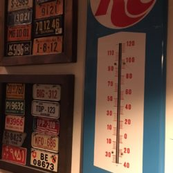 Royal Crown Cola Meter Prop House Rental - NYC