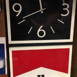 Marlboro Clock Prop House Rental - Manhattan/ Brooklyn
