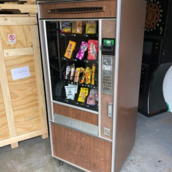 Classic Vending Machine Prop Rental vintage-film-scene-collection