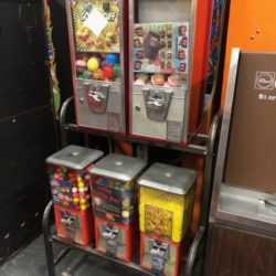 5 Way Candy/Toy Machine - NY