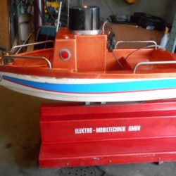 SPEED BOAT Kiddie Ride PROP RENTAL NY