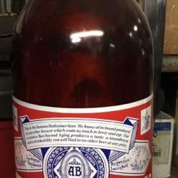 bar-prop-rentals-1-budweiser-beer-bottle-Manhattan/Brooklyn