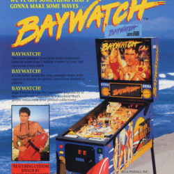 baywatch-pinball-for-rent-ct