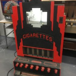 cigarette-machine-prop rental-30s