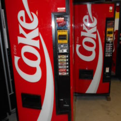 coke machine rental