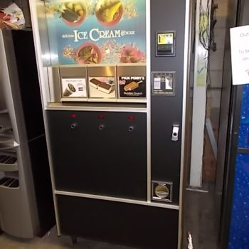 ice cream machine vending prop rental new york