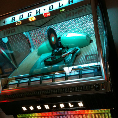 jukebox prop rental