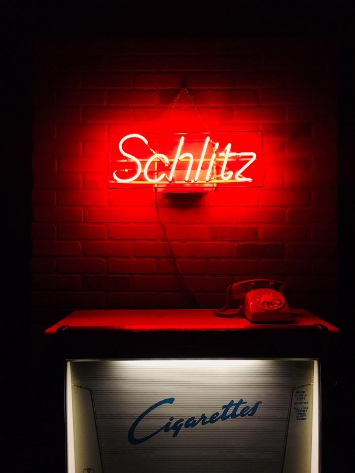 neon sign prop rentals NYC prop house party rentals