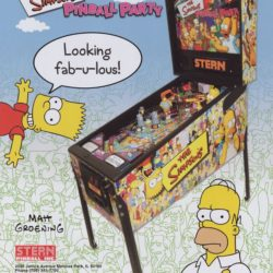 pinballs-for-rent-nyc-simpsons