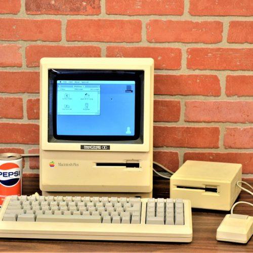 Mac apple computer vintage Brooklyn ny prop rentals