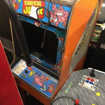 Film prop rental NY Arcade