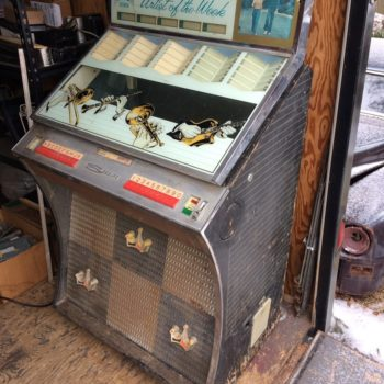 vintage jukebox prop rentals nyc/new york
