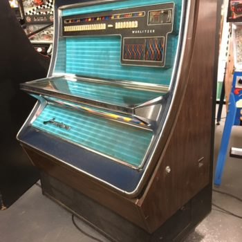 blue retro jukebox nyc rental new york city prop house