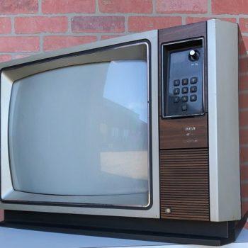 RCA NYC television prop rentals