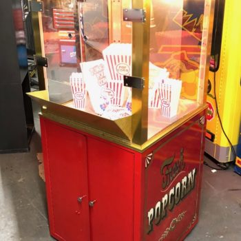 Film prop rental NYVending machine
