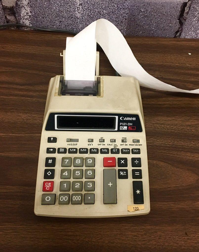 Calculator Prop Rentals - Prop Specialties