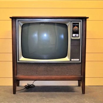 Vintage cabinet prop rental TV nyc/new york