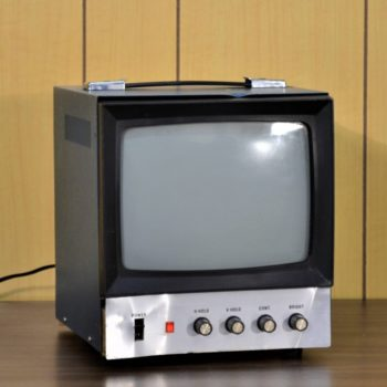 Black & Silver Classic TV Prop Rental Brooklyn