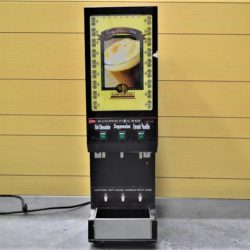 hot chocolate vending machine rental prop house NYC film