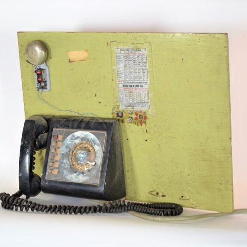 industrial phone prop rental nyc