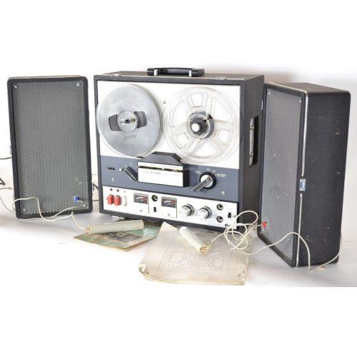 Large Tape Recorder