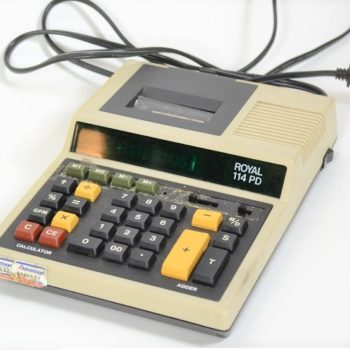 Royal calculator