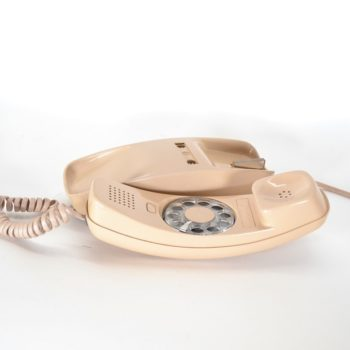 Soft Pink Telephone