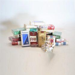 cigarette prop rentals