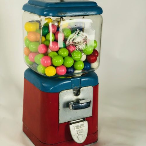 gum ball machine rental prop house new york
