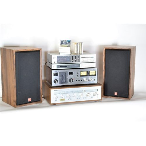 vintage stereo prop rentals audio (NY | CT | MA)