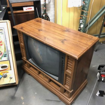 console tv prop rental ny - 1