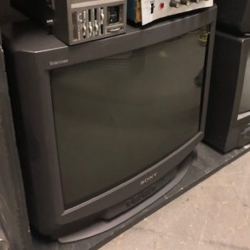 25 INCH SONY TELEVISION PROPS BROOKLYN