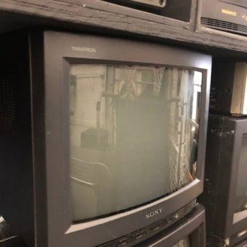 SONY TRINTITRON PROP RENTAL TELEVISION NY