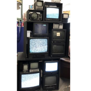 TV WALL PROP RENTAL NYC