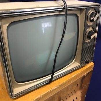 ZENITH WORKING TV FILM PROP NY