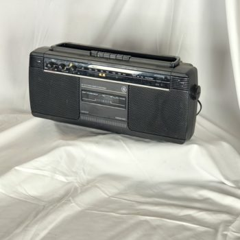 Vintage Classic boombox prop rental | prop house | theme collection NY | CT | MA
