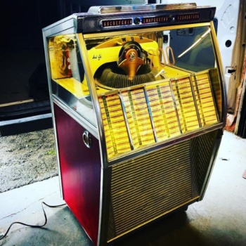 Vintage/Classic Jukebox NY | CT | MA Prop House Rental