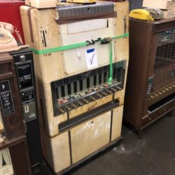 Vintage/Classic Cigarette Machine NY | CT | MA Prop House Rental