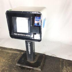 newspaper box prop rental New York City