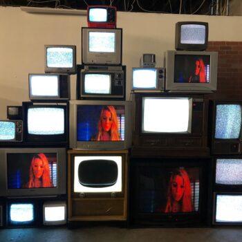 VINTAGE TV Stack rentals